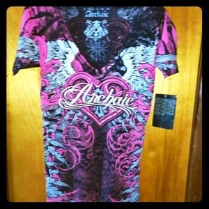 Women's size med Archaic shirt